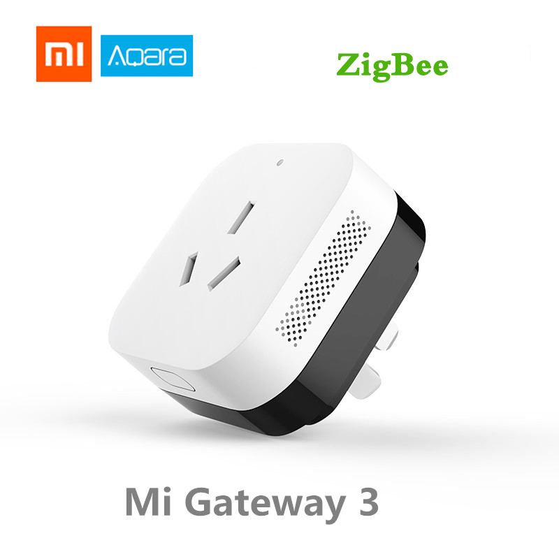 Xiaomi Aqara Air Conditioning Companion Gateway3 Temperature Sensor Control Illumination Detection Function Smart Home Kits