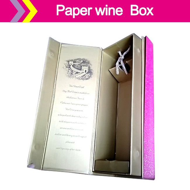 high quality paper box with printed