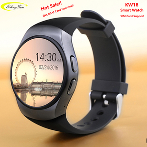 KW18 Bluetooth Smart Watch Pho