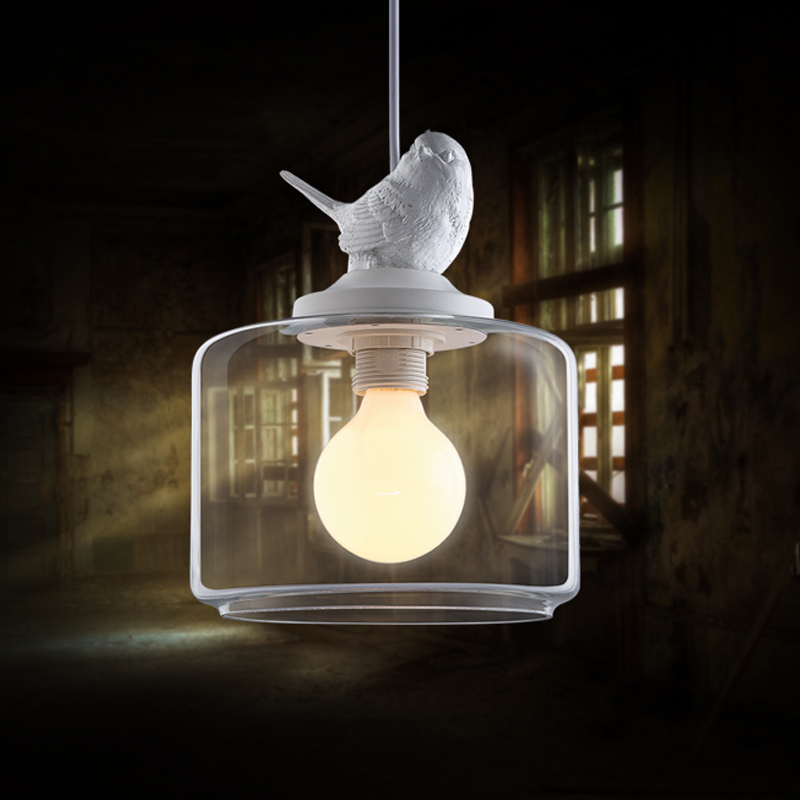 Modern LED glass bird chandelier living room dining room chandelier bedroom bedside lighting chandelier lighting flexible plastic bumper frame case for iphone 6 4 7 black grey white