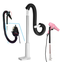 Dog Grooming Table Beauty Dryers Fixing bracket, Pets Bathing Hairdressing Machine 360 Degree Adjusted Bracket Clip