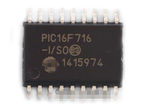 100% NEW Free shipping PIC16F716-I/SO SOP18 MODULE new Free Shipping