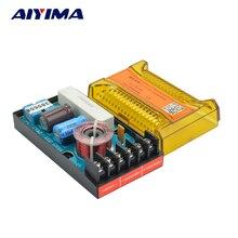 2 шт. Динамик делитель частоты 2 варианта Аудиомагнитолы автомобильные Колонки два кроссовер делитель 120 Вт кроссовер фильтр