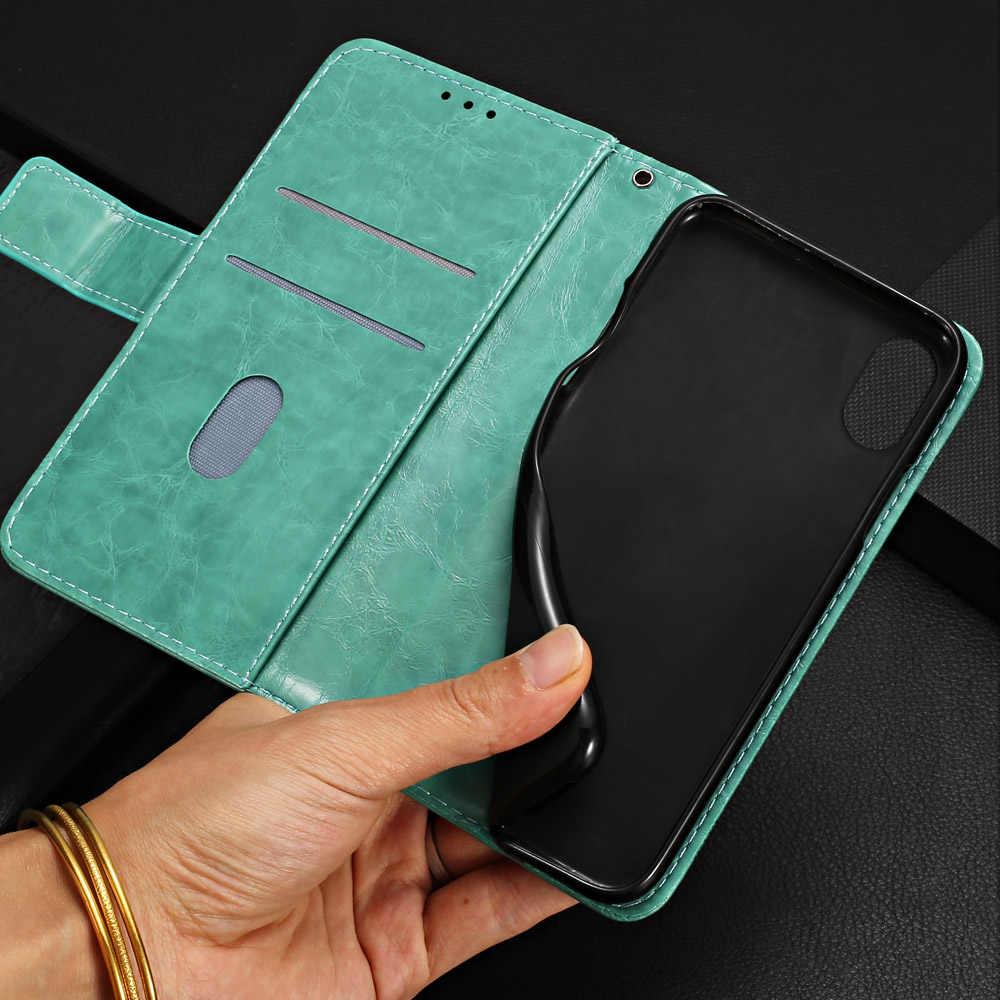 Redmi Go бумажник чехол для телефона Redmi Note 7 5 6 3 Pro 4X4 чехол для Redmi Go Y1 Lite 5 6A 5A 4A 3S 3X3 4 Премьер-профессионал плотный чехол