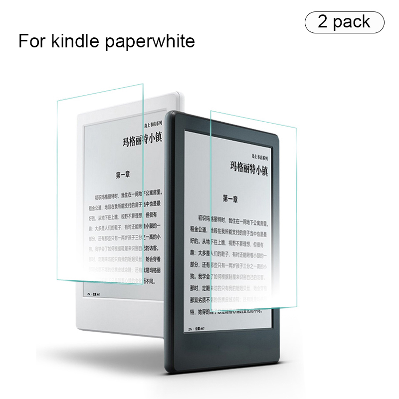 2PCS/Lot 9H 0.3mm Screen Protector for Amazon kindle