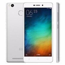 Original xiaomi redmi 3 s 5.0 pulgadas miui 7.0 qualcomm snapdragon 430 Octa Core 4G Smart Phone Call Tablet PC 2 GB 16 GB 13.0MP