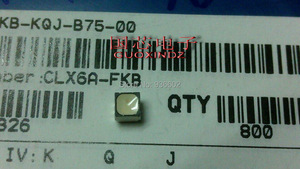 Image 1 - CREE PLCC6 3 IN 1 SMD LED Full Color LED  3535  RGB  CLX6A FKB   Outdoor Full Color Video Screen