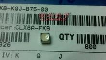 קריס PLCC6 3 IN 1 SMD LED מלא צבע LED 3535 RGB CLX6A FKB חיצוני מלא צבע וידאו מסך