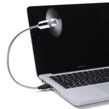 USB безопасный низкомощный энергосберегающий гибкий мини USB вентилятор охлаждения для ноутбука компьютера USB вентилятор для гаджетов