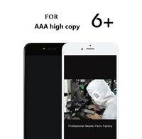 20 unids Para iPhone 6 Más pantalla LCD Reemplazo de la Pantalla táctil de 5.5 pulgadas de Pantalla Digitalizador Asamblea completo AAA Calidad