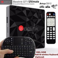 Beelink GT1 Ultimate Android 7 1 TV Box 3G RAM 32G ROM Amlogic S912 Octa Core