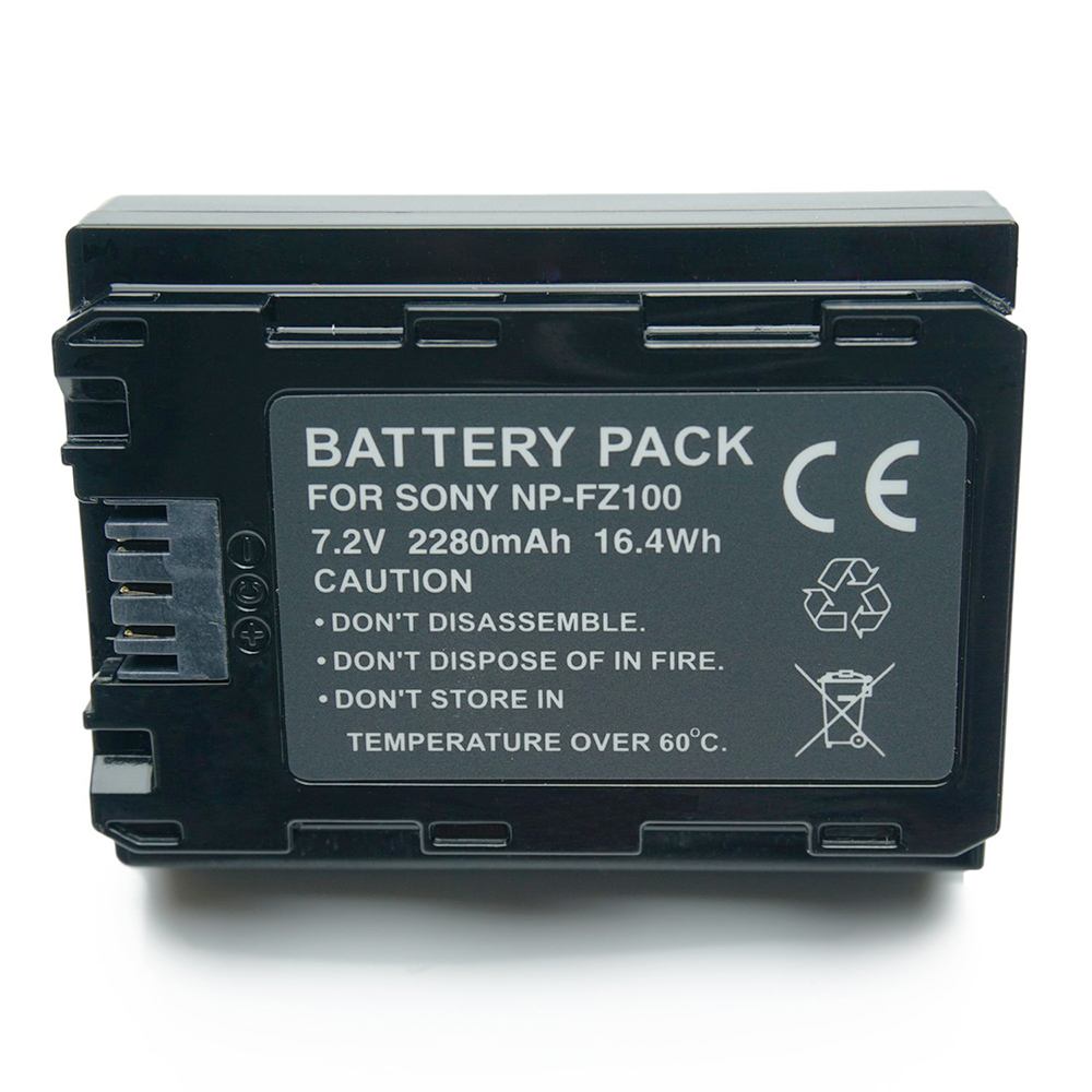 2280mah Np Fz100 Np Fz100 Npfz100 Camera Rechargeable