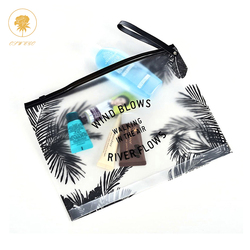 Oswego Makeup Bag 2019 Make up Bag For Women Transparent Organizer Travel Cosmetic Bag Case Wash Makeup Bag Women