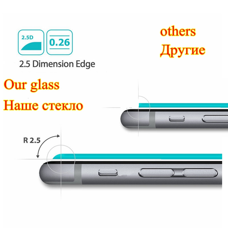 Image 3 - 2PCS For Huawei Y5II Y5 ii CUN U29 CUN L21 CUN L01 9H Tempered Glass Y6 II Compact Honor 5A LYO L01 Screen Protector cover Films-in Phone Screen Protectors from Cellphones & Telecommunications