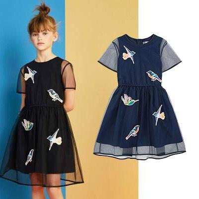 (New product)spring/summer 2016 new jacadi-MONSOON-BP childrens GIRLS baby girls wear dress 05