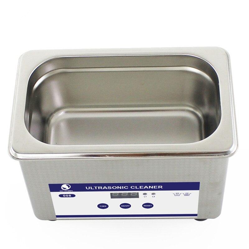 0.8 լ թվային ուլտրաձայնային մաքրող Sus304 - Կենցաղային տեխնիկա - Լուսանկար 6