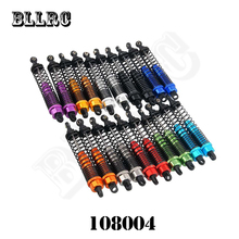 HSP 2PCS Aluminum alloy 108004 shock absorber 08001 08058 08041 variety of colors Suitable for RC