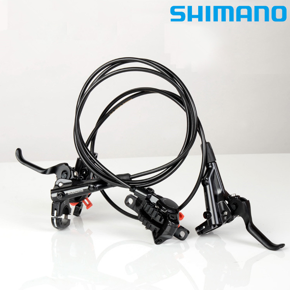 SHIMANO BR BL DEORE M6000 Hydraulic Disc Brake Lever & Caliper For MTB mountain cycle bicycle bike oil brake parts