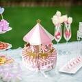 Romantische Karussell Candy Box Hochzeit Gefälligkeiten und Geschenke Souvenir für Gäste Gastgeschenke Geschenk Candy Box Hochzeit party Decor