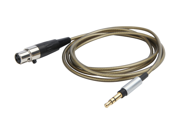 6FT Replace Silver Audio Cable For AK* K182 K175 K245 K275 K181 DJ UE K240 STUDIO K702 K267 TIESTO K712 Q701 Headphone