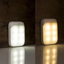 Nạp Tiền Đèn LED Cảm Biến Dưới Tủ Đèn Cho Nhà Bếp Phòng Ngủ Tủ Quần Áo Tủ Quần Áo Đèn Ngủ USB Hoạt Động Led Tủ Ánh Sáng