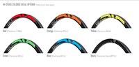 DH супер легкий Углеродные Диски 29er клинчерная покрышка из углеродного волокна бескамерные колеса набор колес для горного велосипеда 27.5er ко