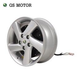 QS موتور E-car 273 6000 واط 45H V3 سيارة كهربائية واحدة رمح محور المحرك