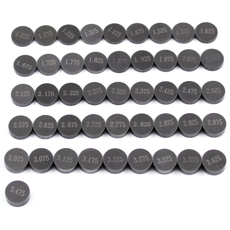 52pcs 208pcs 46pcs Adjustable Valve Shim 9 48mm Refill Kit For Suzuki GSX1300R Hayabusa GSX600F Katana