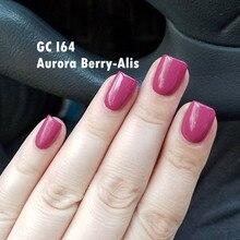 Gelcolor гель лак с блеском для ногтей Светодиодный УФ-гель лак для ногтей, маникюр Лак удаляющийся замачиванием Гелевый лак розовый 15 мл; Гель-лак для ногтей лак