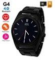 Горячей Продажи № 1 G4 Bluetooth Смарт Смотреть Поддержка Sim-карта TF Сердце скорость Сна Монитор Smartwatch для iPhone 5s 6 s 7 для Samsung S7