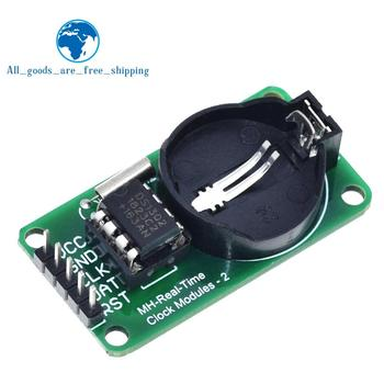 TZT New Arrival RTC DS1302 moduł zegar czasu rzeczywistego dla AVR ARM PIC SMD dla Arduino