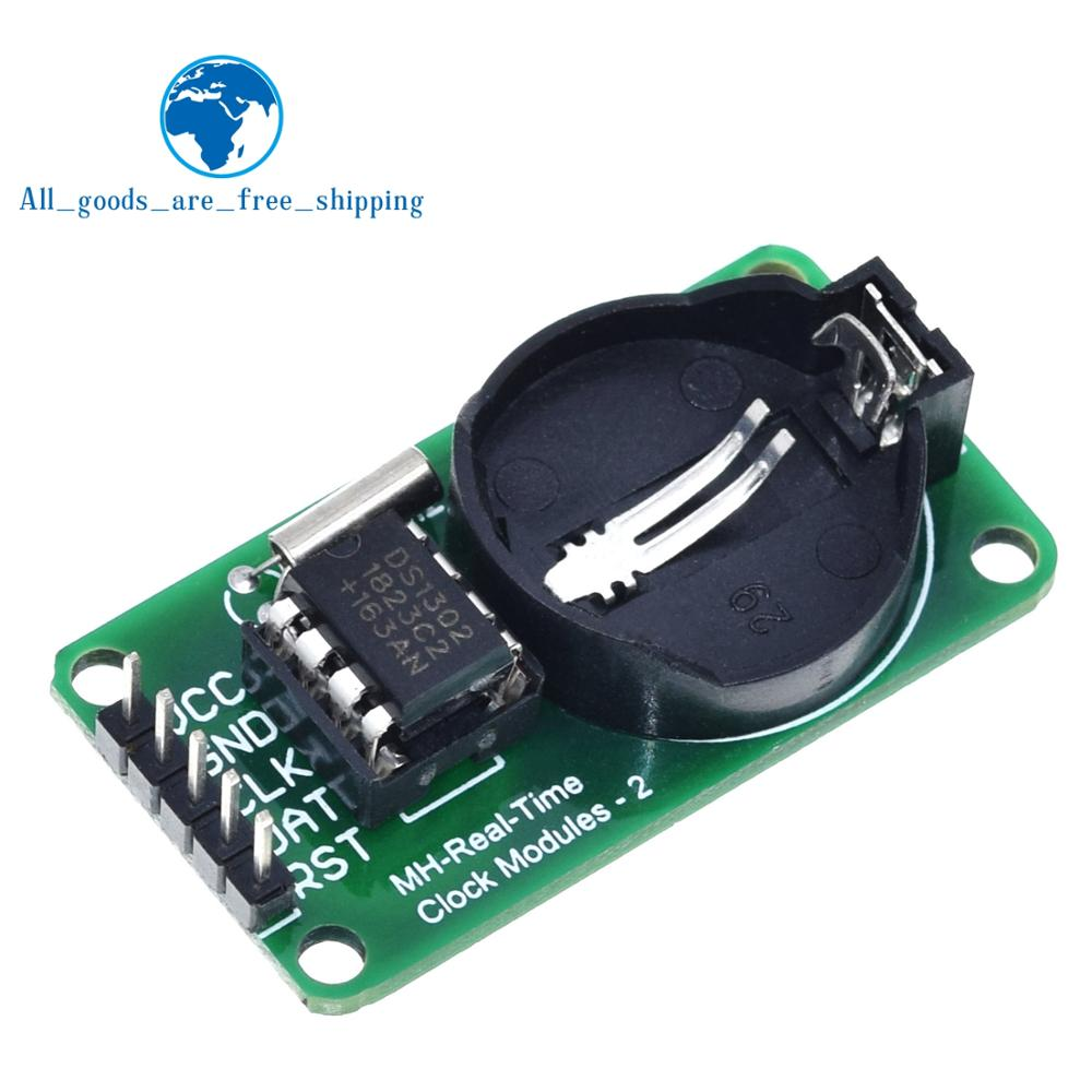 DS3231 AT24C32 IIC Real Time Clock RTC m/ódulo de memoria para Arduino PIC AVR ARM UNO