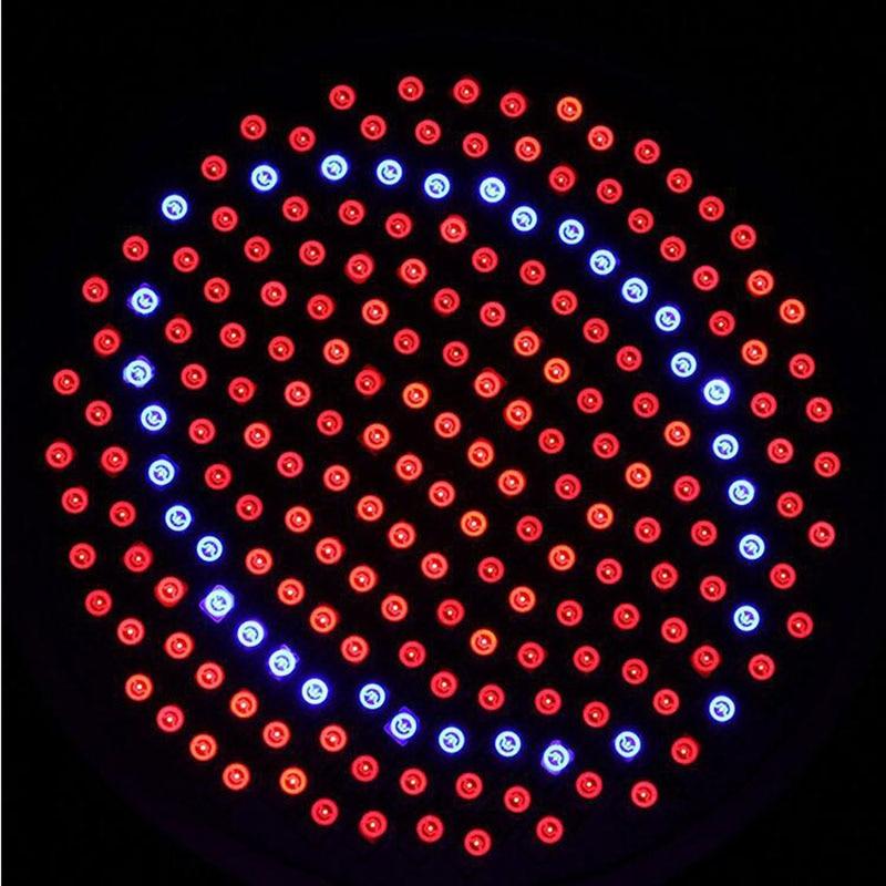 5 st 200 LED växer ljus inomhus växande lampor E27 lampa för - Professionell belysning - Foto 3