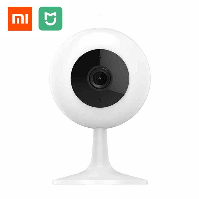 Original Xiaomi Mijia Smart Cameras 720P HD Wireless Wifi Infrared Night Vision Baby Monitor 100 4