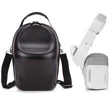 For DJI Goggle VR Glasses Storage Bag Case Shoulder Bag Waterproof Handbag for DJI VR Glasses Travel Bag Protective Shell