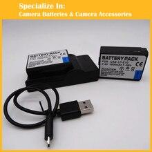 2pcs LP-E10 batteries + 1x charger for Canon 1100D 1200D Insurgent T3 T5 KISS X50 X70 Digicam