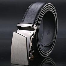 Cinturón de marca famosa hombres de buena calidad cowskin genuino cinturones  de cuero de lujo para 6aaaa7895234