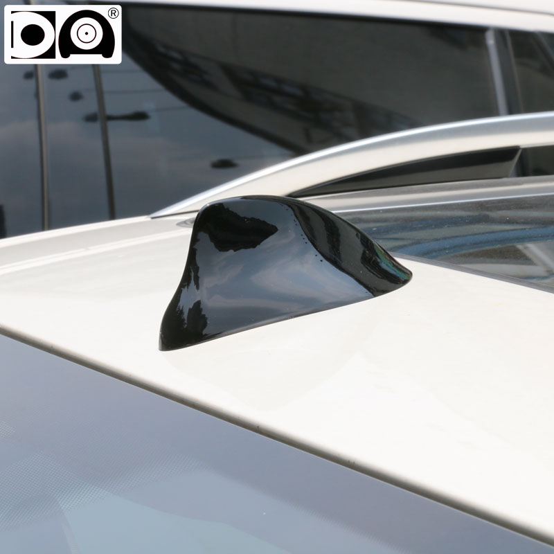 For Ford Mondeo accessories Front shark fin antenna special car radio aerials auto Stronger signal Piano paint