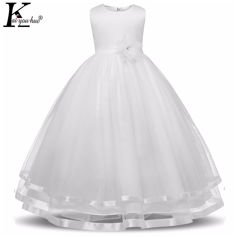 Girls Christmas Dress Princess Wedding Dress Costume For Kids Party Dresses For Girls Clothes Vestido 4 5 6 7 8 9 10 11 12 Years baby girls party dress 2017 wedding sleeveless teens girl dresses kids clothes children dress for 5 6 7 8 9 10 11 12 13 14 years