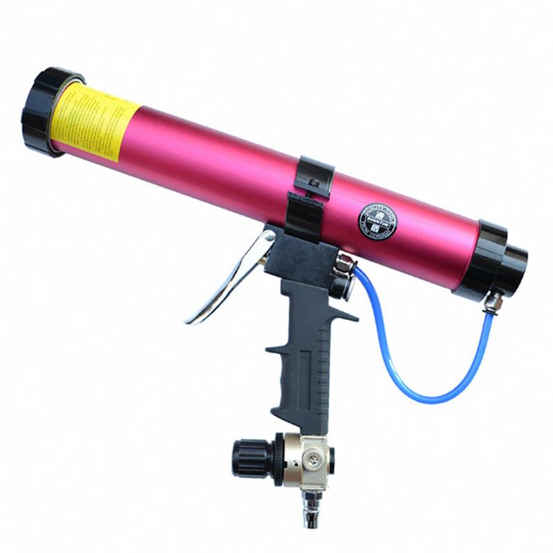 pneumatic air glass gue gun