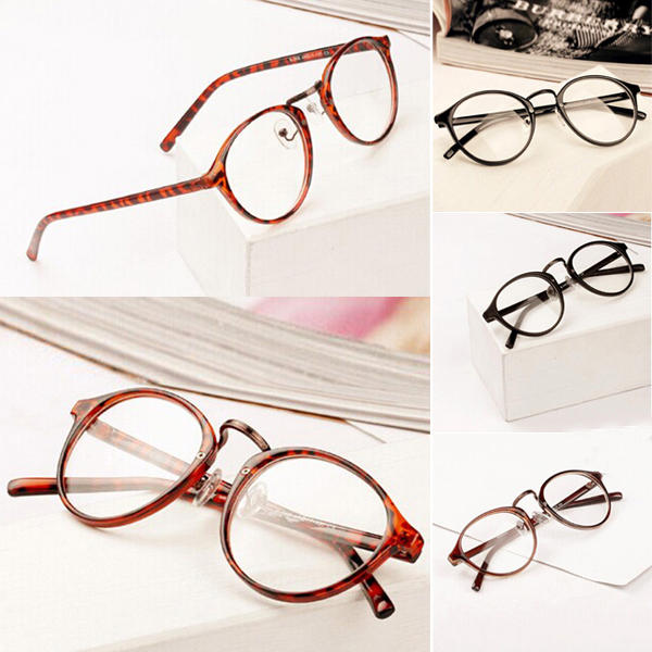 ea200be27e Mens Womens Nerd Glasses Clear Lens Eyewear Unisex Retro Eyeglasses  Spectacles s72-in Eyewear Frames from Apparel Accessories on Aliexpress.com