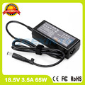 18.5 В 3.5A 65 Вт ac адаптер питания для ноутбука зарядное устройство HSTNN-DA15 239707-001 384019-001 HSTNN-LA15 для HP G30 G32 G32-200 G32-300