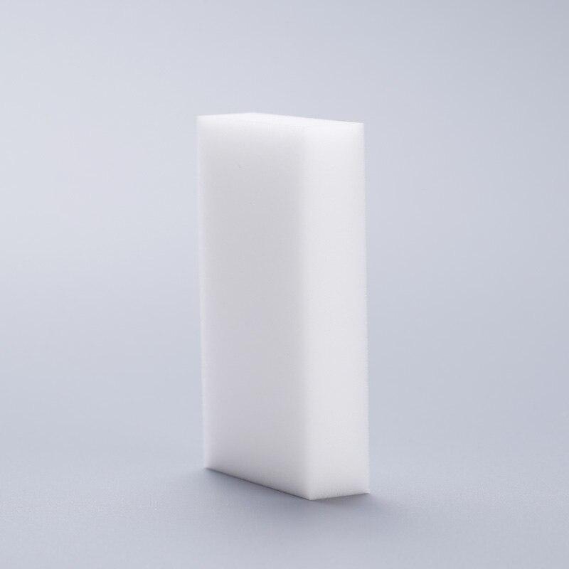 Image 3 - 100 pcs/lot Melamine Sponge Magic Sponge Eraser Melamine Cleaner  Kitchen Office Bathroom  Nano Sponge Cleaning Tools10x6x2cm-in Sponges & Scouring Pads from Home & Garden