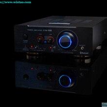 IWISTAO HIFI Bluetooth X100W усилитель мощности аудио NE5532 предусилитель 2SA1941/2SC5198 сценический Bluetooth 4,0 транзисторный усилитель APT-X