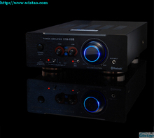 IWISTAO HIFI Bluetooth X100W Power Amplifier Audio NE5532 Preamp 2SA1941/ 2SC5198 Power Stage Bluetooth 4.0 Transistor Amp APT-X