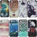 20 modelos de luxo 3d pintura case para apple iphone 4s cobrir iphone4 Casos i telefone 4 s covers pele Livre grátis