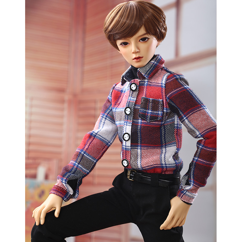 Jaeii DistantMemory 1/3 SD BJD Boy Celebrity Stylish and Handsome Resin Doll Jimin Fullset Including Clothes wigs face up
