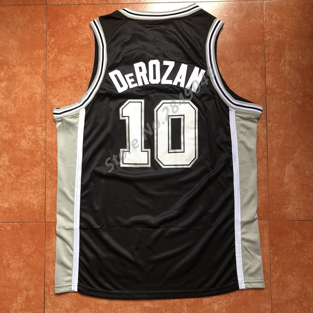 super popular 9b518 974d5 good demar derozan throwback jersey 6990e 0b319