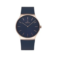 Наручные часы Obaku V178GXVLML мужские кварцевые на браслете