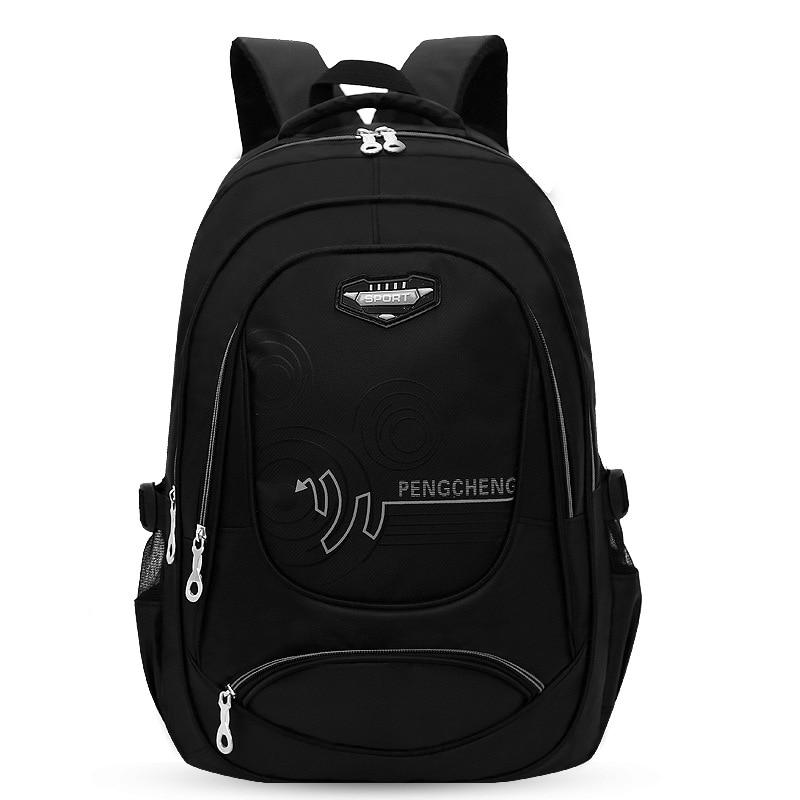 ZHIERNA Schoolbag child Bag Male And Female 3-6 Grades Light Burden Reduction Comfortable Children Shoulder Bag Boy Schoolbag new style school bags for boys